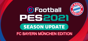 Купить eFootball PES 2021 SEASON UPDATE: FC Bayern Munchen Edition