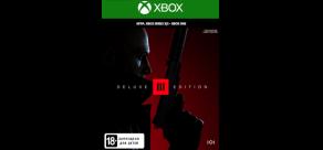 Купить HITMAN 3 (Xbox). HITMAN 3 - DELUXE EDITION (Xbox)