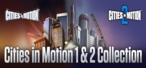 Купить Cities in Motion 1 and 2 Collection