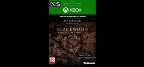 Купить The Elder Scrolls Online: Blackwood Upgrade Collector's Edition (Xbox)