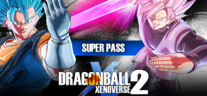 Купить DRAGON BALL XENOVERSE 2 Super Pass