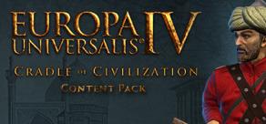 Купить Europa Universalis IV: Cradle of Civilization - Content Pack