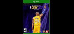 Купить NBA 2K21 (Xbox). NBA 2K21: Mamba Forever Edition (Xbox)