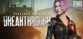Купить PLAYERUNKNOWN'S BATTLEGROUNDS. PUBG - Survivor Pass: Breakthrough