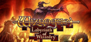 Купить Wizrogue - Labyrinth of Wizardry