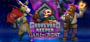 Купить Graveyard Keeper - Game of Crone
