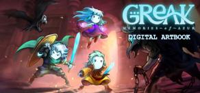 Купить Greak: Memories of Azur Digital Artbook