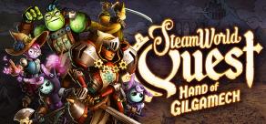 Купить SteamWorld Quest: Hand of Gilgamech