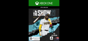 Купить MLB The Show 21 (Xbox One)