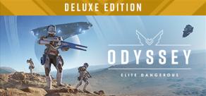 Купить Elite Dangerous: Odyssey - Deluxe Edition