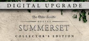 Купить The Elder Scrolls Online: Summerset (Digital Collector's Upgrade Edition)