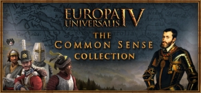 Купить Europa Universalis IV: Common Sense Collection