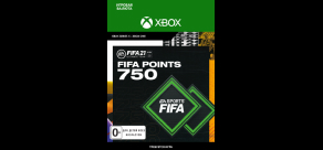Купить FIFA 21 (Xbox). FIFA 21 ULTIMATE TEAM™ 750 POINTS (Xbox)