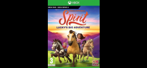 Купить DreamWorks Spirit Lucky's Big Adventure (Xbox)
