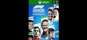 Купить F1 2021 (Xbox). F1 2021 - Deluxe Edition (Xbox)