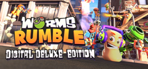Купить Worms Rumble - Deluxe Edition (Pre-Order)