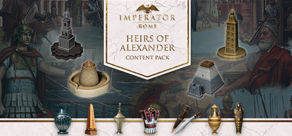 Купить Imperator: Rome - Heirs of Alexander Content Pack