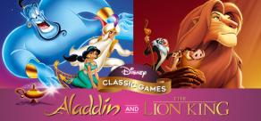 Купить Disney Classic Games: Aladdin and The Lion King