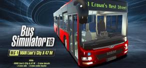 Купить Bus Simulator 16 - MAN Lion's City A 47 M