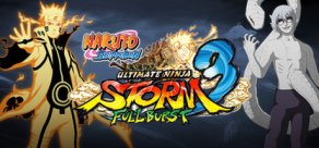 Купить NARUTO SHIPPUDEN: Ultimate Ninja STORM 3 Full Burst HD