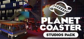 Купить Planet Coaster - Studios Pack