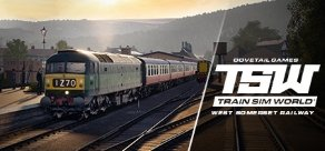 Купить Train Simulator: West Somerset Railway Route Add-On