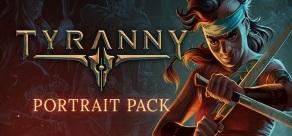 Купить Tyranny - Portrait Pack
