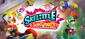 Купить Skelittle: A Giant Party!