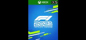 Купить F1 2021 (Xbox)