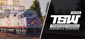 Купить Train Sim World 2020. Train Sim World®: Peninsula Corridor: San Francisco – San Jose Route Add-On