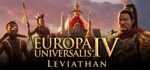 Купить Europa Universalis IV: Leviathan