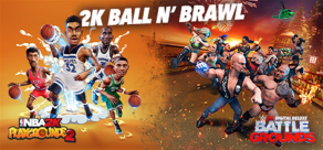 Купить 2K Ball N' Brawl Bundle