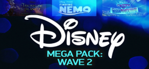 Купить Disney Mega Pack: Wave 2