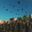 Скриншот из игры Cities: Skylines - Deep Focus Radio