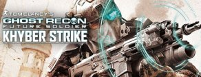 Купить Tom Clancy's Ghost Recon: Future Soldier - Khyber Strike. Дополнение