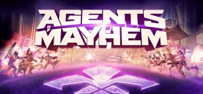 Купить Agents of Mayhem