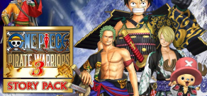 Купить One Piece Pirate Warriors 3. One Piece: Pirate Warriors 3 - Story Pack