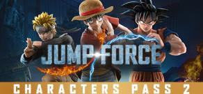 Купить Jump Force. JUMP FORCE - Characters Pass 2