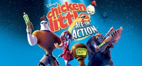 Купить Disney's Chicken Little: Ace in Action