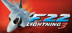 Купить F-22 Lightning 3