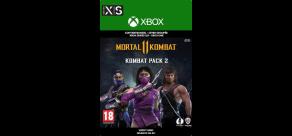 Купить Mortal Kombat 11 Kombat Pack 2 (Xbox)