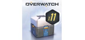 Купить Overwatch: 11 контейнеров для Nintendo Switch