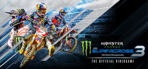Купить Monster Energy Supercross - The Official Videogame 3
