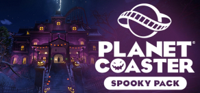 Купить Planet Coaster - Spooky Pack