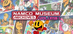 Купить NAMCO MUSEUM ARCHIVES Volume 1