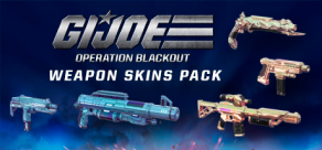 Купить G.I. Joe: Operation Blackout - G.I. Joe and Cobra Weapons Pack