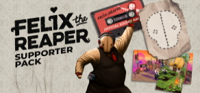 Купить Felix The Reaper - Supporter Pack