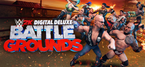 Купить WWE 2K Battlegrounds - Digital Deluxe Edition