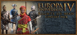 Купить Europa Universalis IV: Rights of Man Content Pack