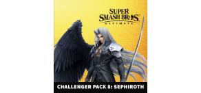 Купить Super Smash Bros Ultimate - Набор бойца 8: Сефирота для Nintendo Switch